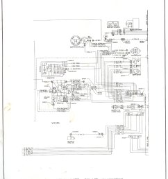 complete 73 87 wiring diagrams 73 chevy 454 wiring diagram [ 1508 x 1963 Pixel ]