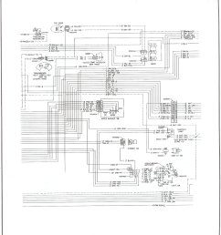 complete 73 87 wiring diagrams chevy headlight switch wiring diagram 1977 chevy wiring diagram horn [ 1484 x 1959 Pixel ]