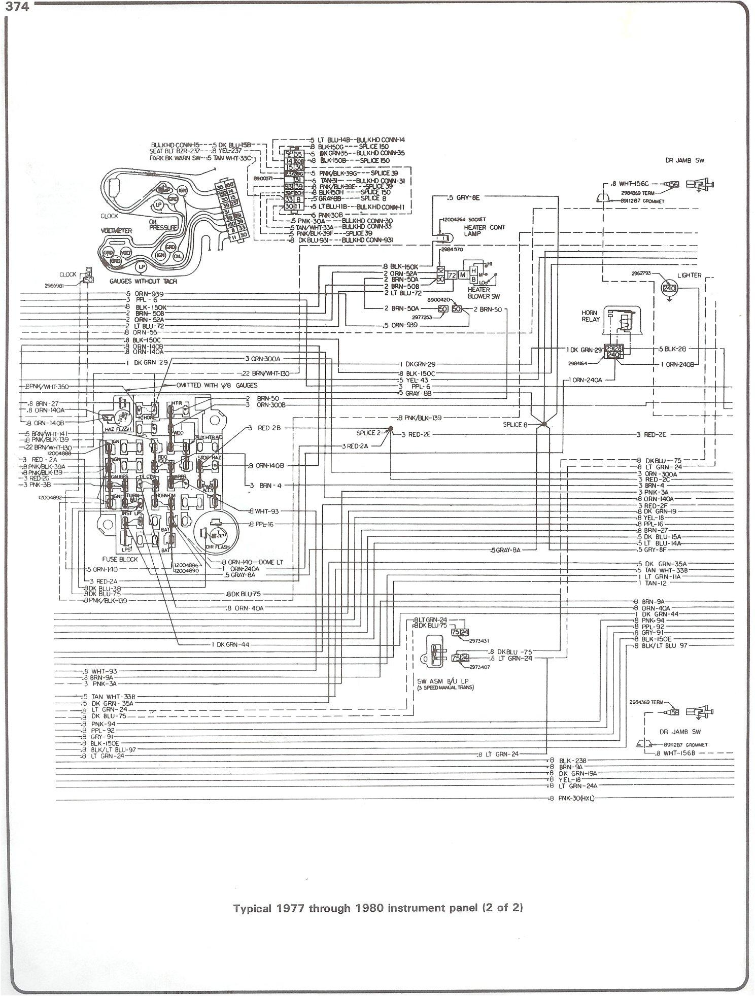 73 gmc wiring harness
