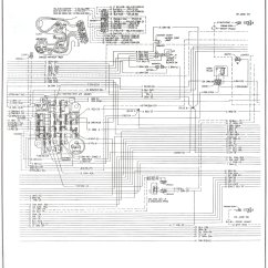 1984 Chevrolet C10 Wiring Diagram Thermal Fuse 1986 Chevy K10 All Data Complete 73 87 Diagrams Box