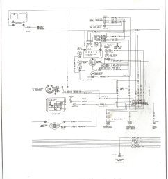 complete 73 87 wiring diagrams hvac wiring diagram 86 chevy truck 81 87 i6 engine compartment [ 1496 x 1955 Pixel ]