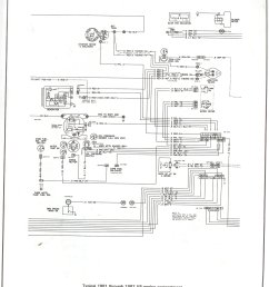 complete 73 87 wiring diagrams ford wiring schematics 81 87 v8 engine compartment [ 1508 x 1983 Pixel ]
