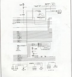 81 87 i6 engine compartment 81 87 v8 engine compartment 81 87 instrument panel page 1 81 87 instrument panel page 2 81 87 computer control wiring [ 1488 x 1959 Pixel ]
