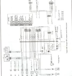 complete 73 87 wiring diagrams 87 chevy camaro engine compartment wiring diagram 81 87 computer control [ 1476 x 1947 Pixel ]