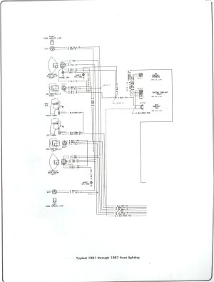 Complete 7387 Wiring Diagrams