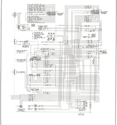 1987 chevy wiring harness wiring diagram third level rh 8 20 jacobwinterstein com 85 chevy truck [ 1488 x 1975 Pixel ]