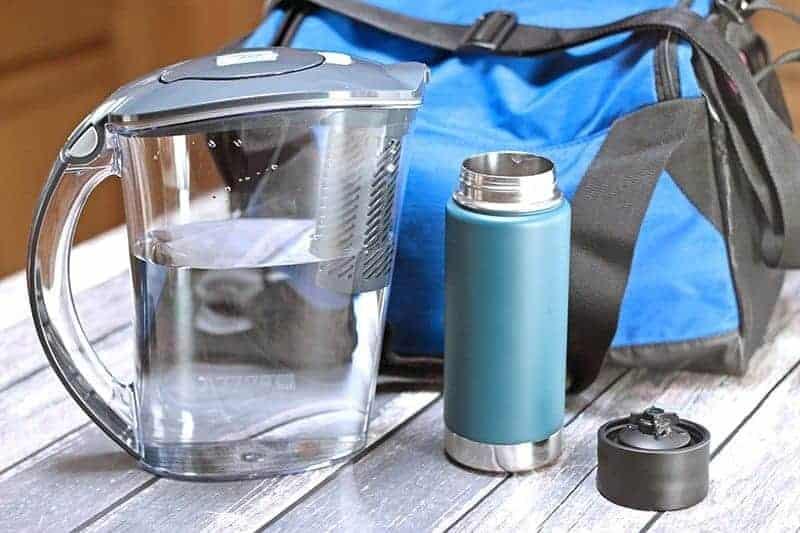 Get GreatTasting Water Fast with the Newest Brita Water Filter Pitcher  Brita Stream