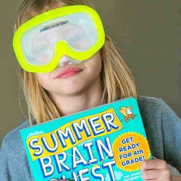 Prevent Summer Slide With Brain Quest Workbooks