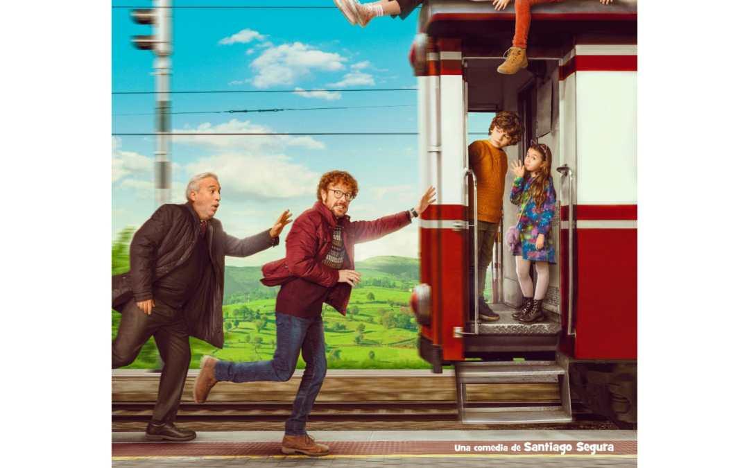 Tráiler oficial de «A todo tren destino Asturias»