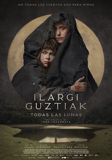 La película de Igor legarreta «Ilarki Guztiak. Todas las lunas» se estrena hoy en 76 cines, con distribución de Filmax