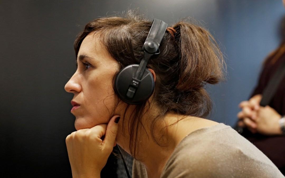 """Juana Macías (Planes para mañana, Embarazados, Bajo el mismo techo) prepara su próximo largometraje, """"LAS CHICAS DE LA ESTACIÓN"""""""