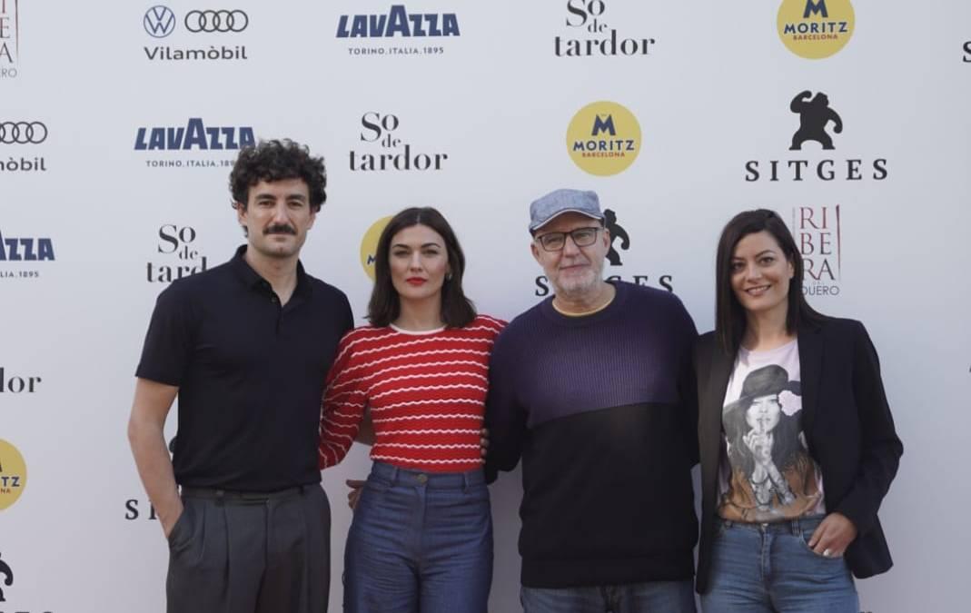 Presentación de la película «Tres», de Juanjo Jimánez, en la sección oficial del Festival de Sitges