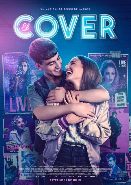 """""""EL COVER"""", DE SECUN DE LA ROSA, INAUGURARÁ EL FESTIVAL DE CINE DE MÁLAGA 2021"""