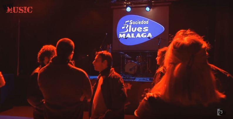 WWMusic en el concierto creación de Sociedad del Blues