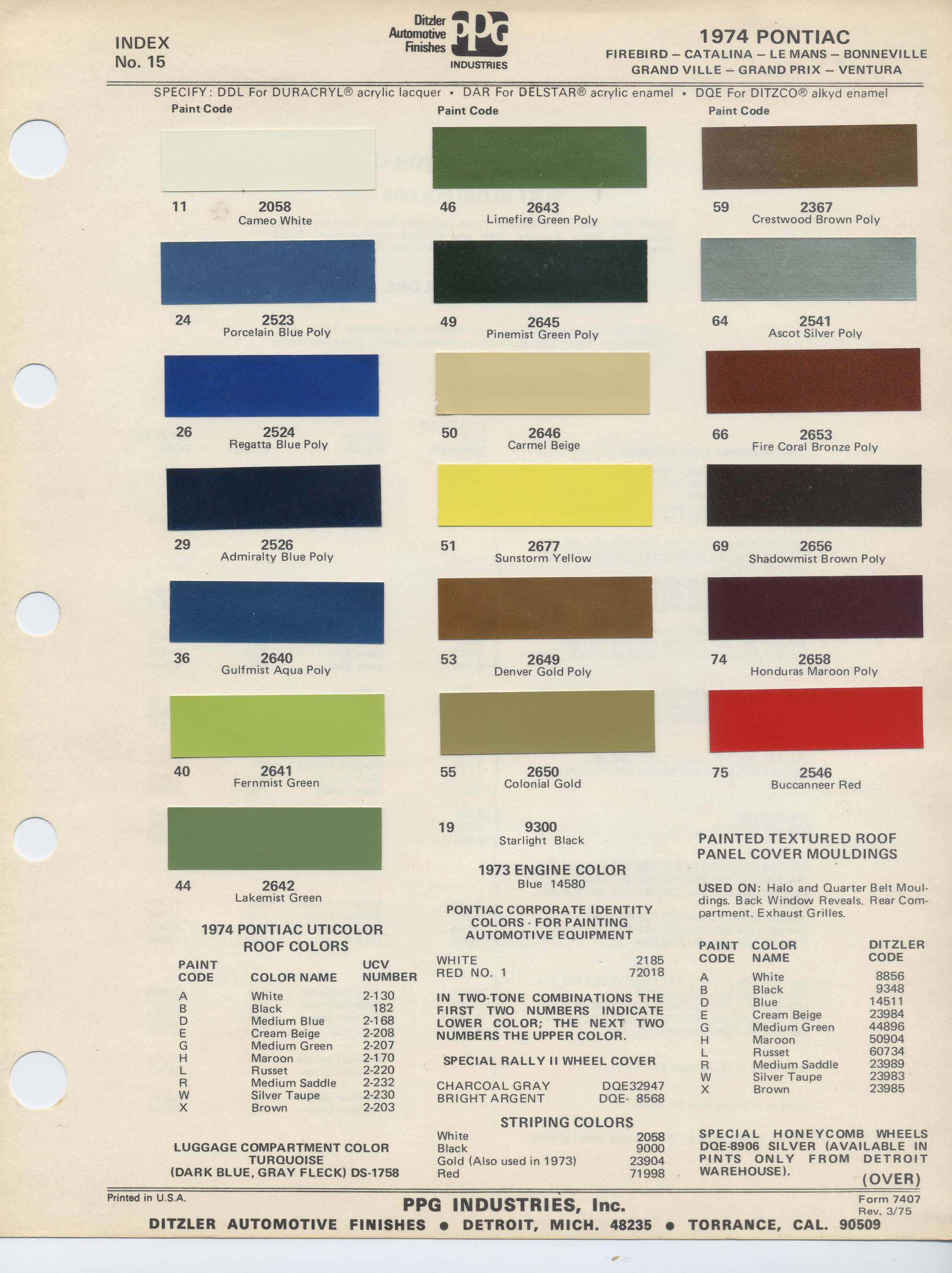 hight resolution of main1974 gto wiring diagram 9