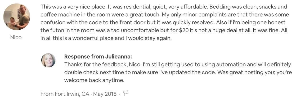 Nico Review