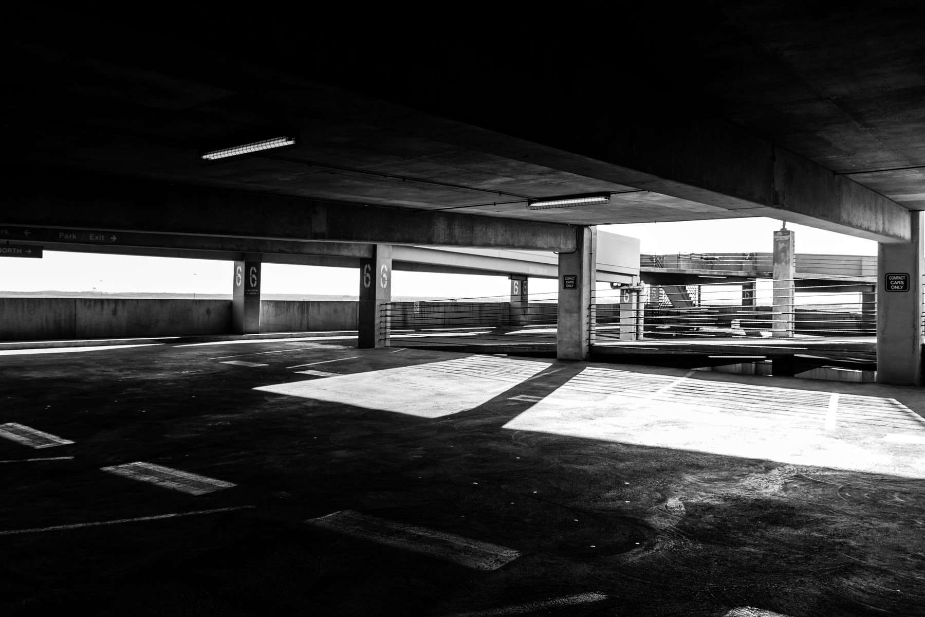 The Empty Garage  DallasFort Worth  75CentralPhotography