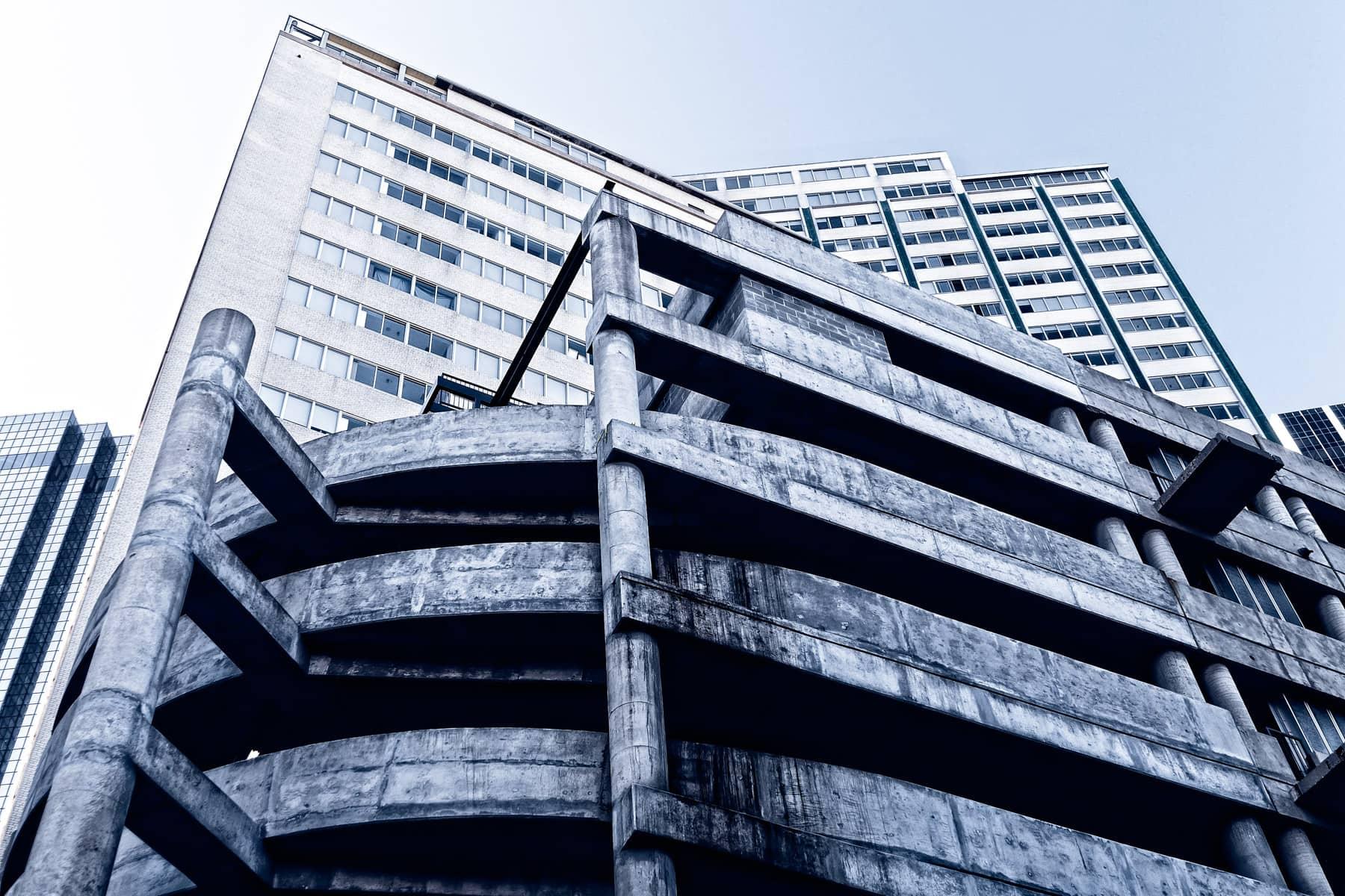 Downtown Garage  DallasFort Worth  75CentralPhotography