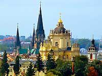 Автобусная экскурсия во Львову Собор Св.Юра