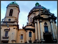 Доминиканский собор во Львове, туры во ЛЬвов