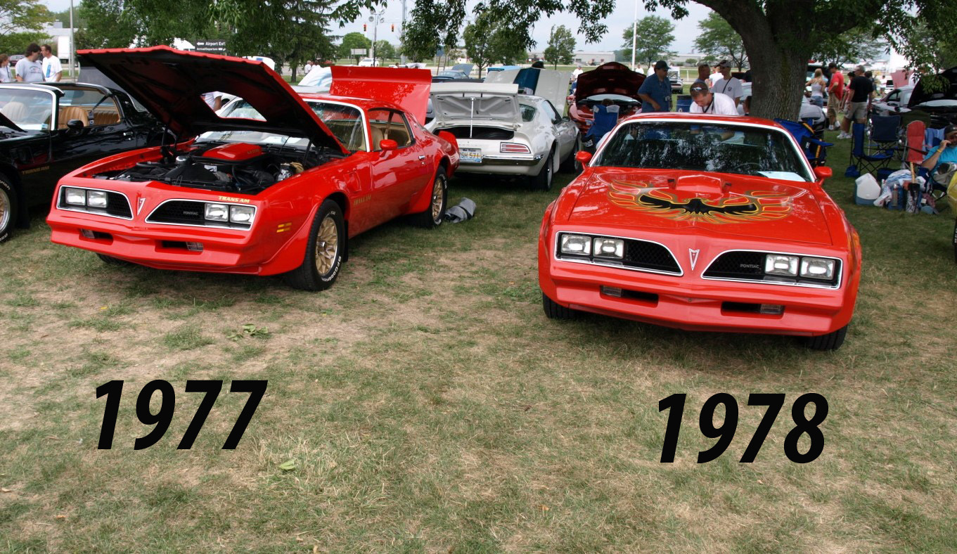 hight resolution of if you had the l78 pontiac 400 or the olds 403 then you got no shaker designation decals if you had the w72 pontiac 400 then you got the t a 6 6 shaker