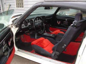 Hitman's Pontiac Trans Am Site  Y85 Turbo Pace Car