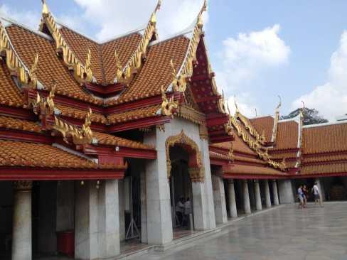 Stunning Thai architecture