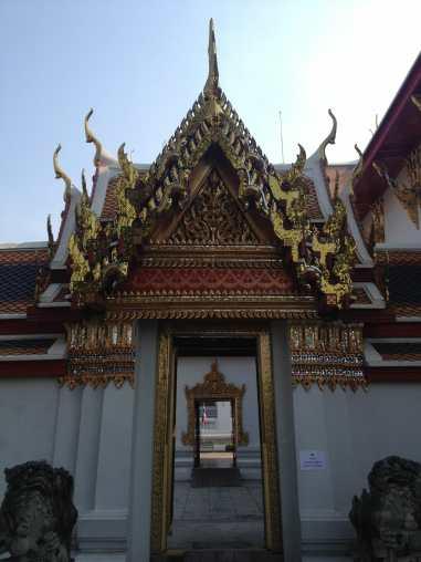 Gorgeous Thai Architecture !!