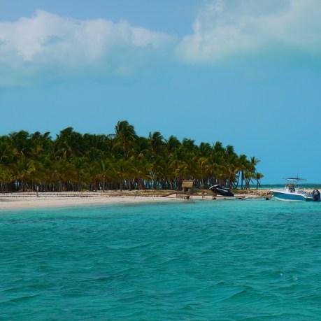 Private island, Exuma, Bahamas.