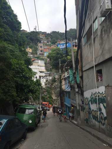Morro Dois Irmãos hike. Vidigal Favela, Rio de Janeiro