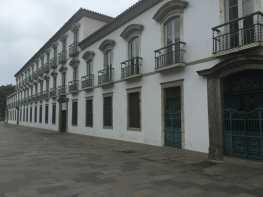 Royal Palace, downtown Rio.