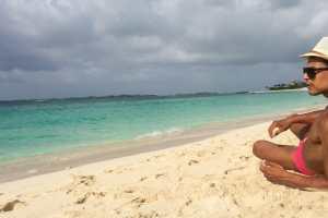 Paradise Island, Bahamas.