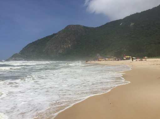 Wild beaches tour in Rio.