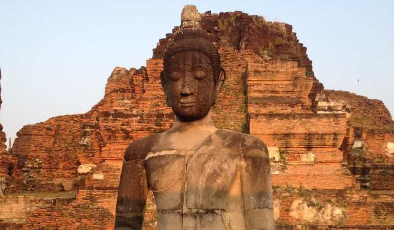 Ayutthaya, Thailand.