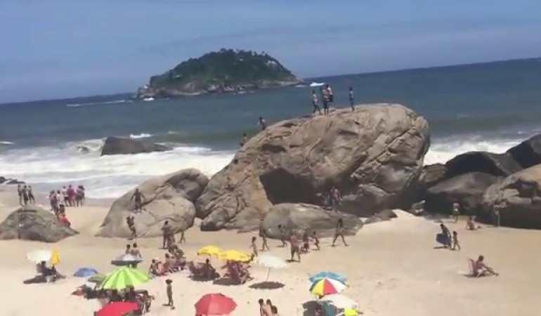 Video completo de las Playas Salvajes, Río