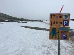 Best hikes, Trolltunga hike
