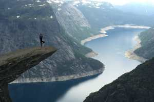 Best hikes, Trolltunga