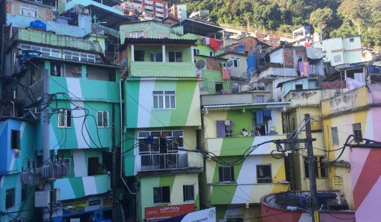 Favela Tour, Rio