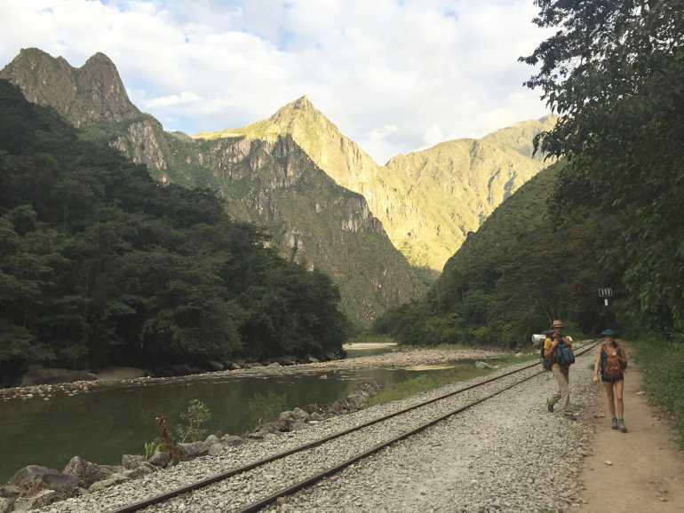Machu Picchu on a budget