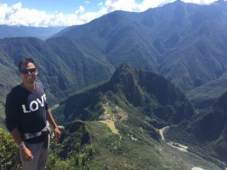 Montanha Machu Picchu Viagem para Machu Picchu