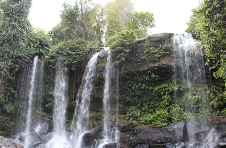 Phnom Kulen Moutain Hillocks Hotel & Spa