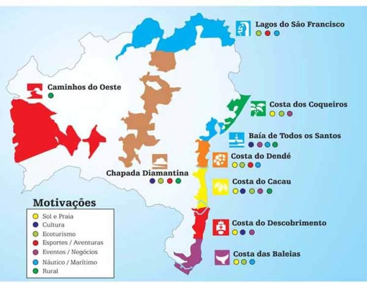 Litoral Sul da Bahia