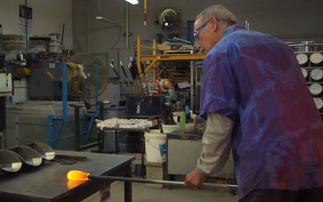 Breathe into Being: Larry Nisson, Glass Artist
