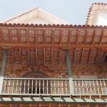 Andahualillas facade