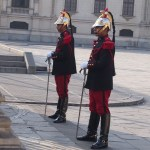 Govt House: Changing of the Guard