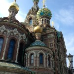 """Church of """"the Spilled Blood"""""""