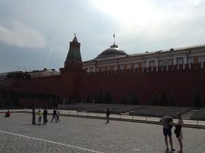 Kremlin & Lenin Tomb
