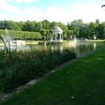Swan pond, Kadriorg Park