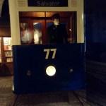 Wartime streetcar