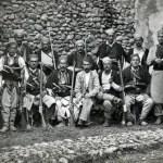 Highland Albanian tribesmen